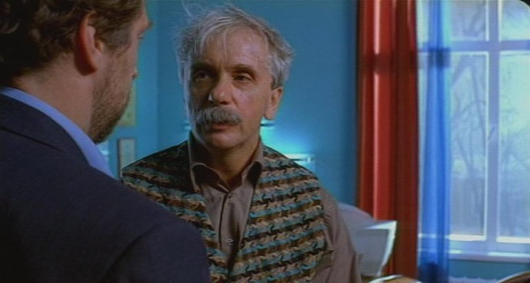 кадр из фильма Слушатель (2004)