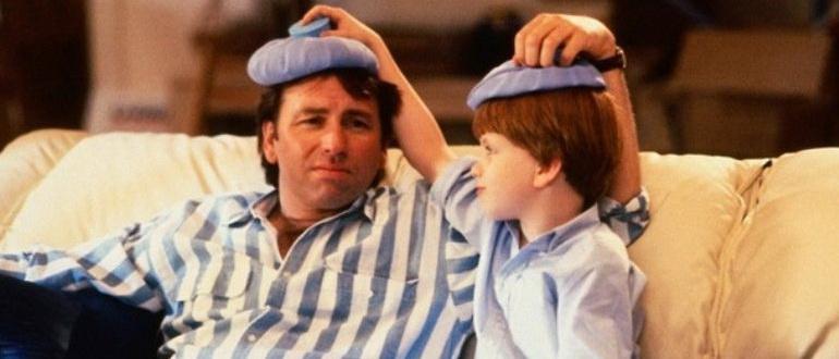 сцена к фильму Трудный ребенок (1990)