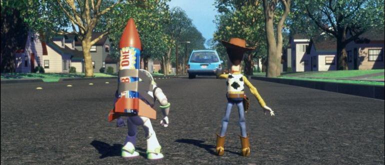 мультфильм История игрушек (1995)