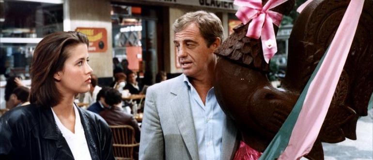 сцена из фильма Веселая Пасха (1984)