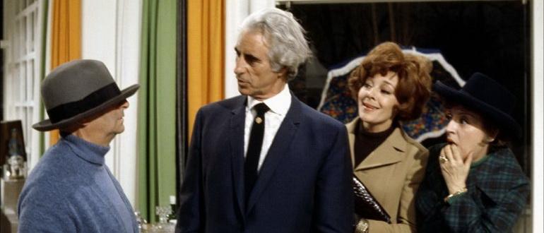 персонажи из фильма Джо (1971)