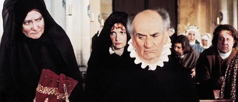 кадр из фильма Скупой (1980)