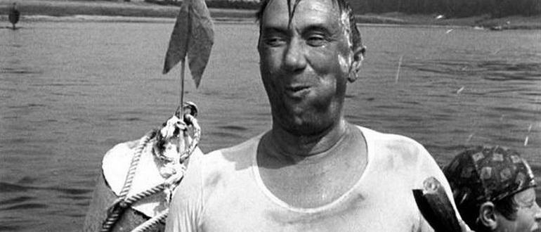 кадр из фильма Добро пожаловать, Или посторонним вход воспрещен (1965)