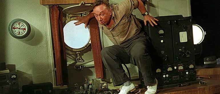 персонаж из фильма Полосатый рейс (1961)