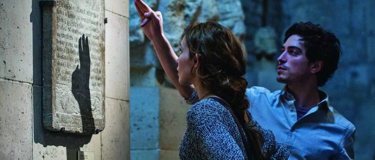 триллер Париж: Город мертвых (2014)