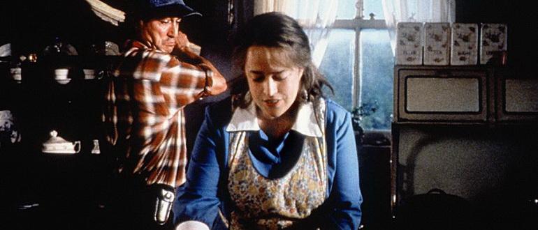 сцена из фильма Долорес Клэйборн (1995)