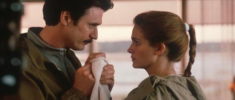 герои из фильма В постели с врагом (1991)