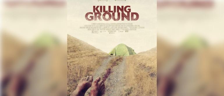 постер к фильму Смертоносная земля (2016)