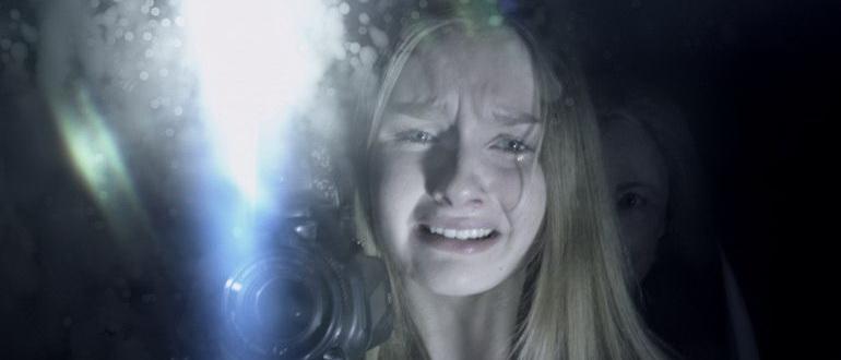 ужасы Визит (2015)