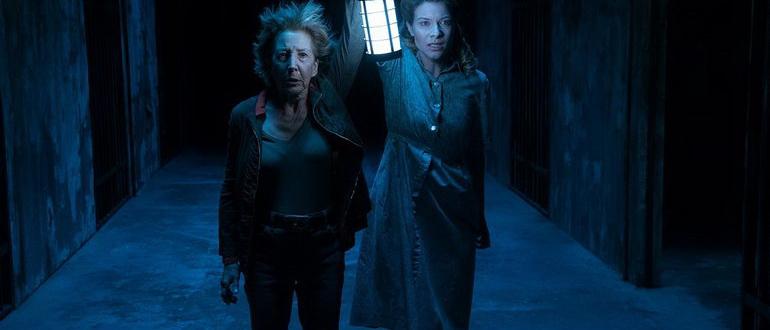 сцена из фильма Астрал 4: Последний ключ (2018)