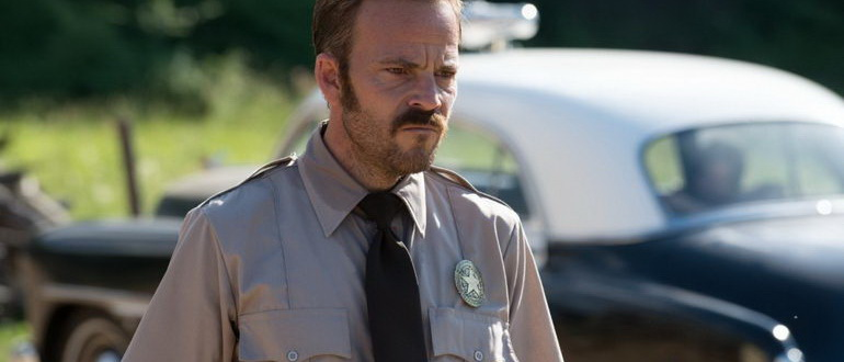 кадр из фильма Техасская резня бензопилой: Кожаное лицо (2017)