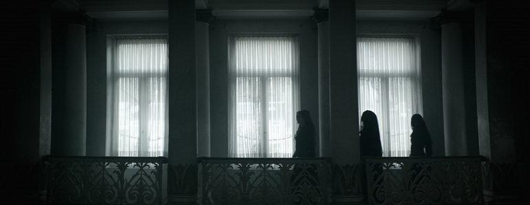 кадр из фильма Муза смерти (2018)