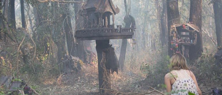 кадр из фильма Дом призраков (2017)