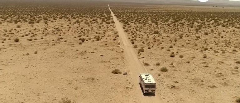 кадр из фильма Фургон смерти (2018)