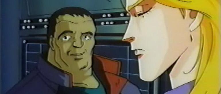 кадр из фильма Поиск исходных данных (1986)