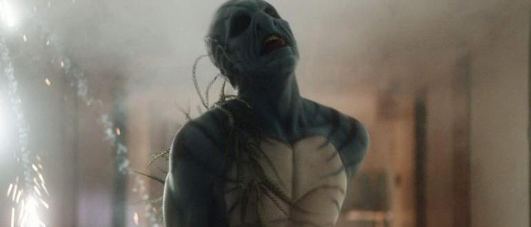 персонаж из фильма Тонкая материя (2018)