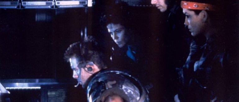 фильмы про космос ужасы фантастика про тварей