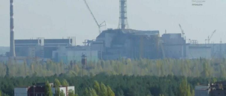 сцена из фильма Чернобыль: Жизнь после (2014)