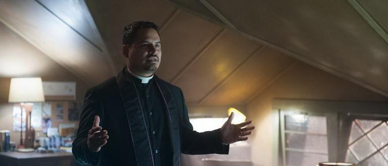 кадр из фильма Ватиканские записи (2015)