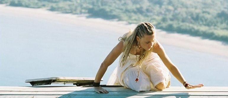 сцена из фильма Туристас (2006)
