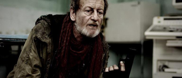 персонаж из фильма Темный этаж (2008)