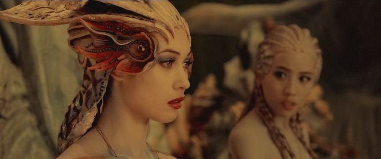 ужасы Глубинные империи (2014)