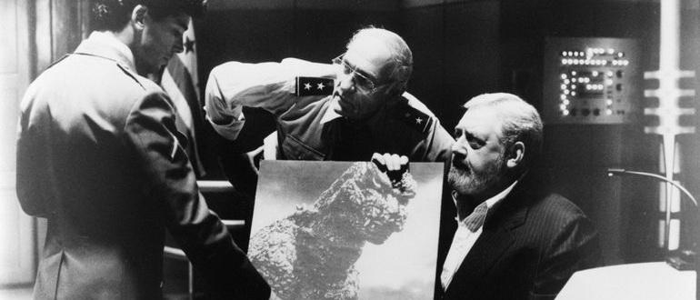 кадр из фильма Годзилла (1984)