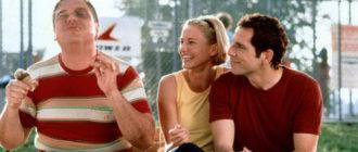 персонажи из фильма Все без ума от Мэри (1998)