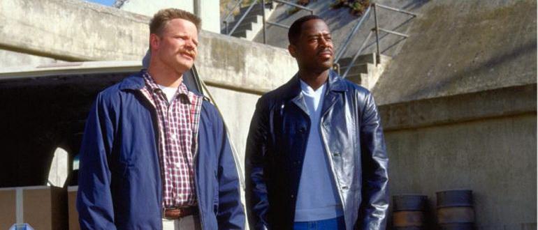 сцена из фильма Национальная безопасность (2003)
