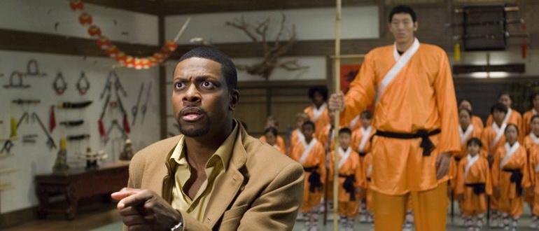 персонажи из фильма Час пик 3 (2007)