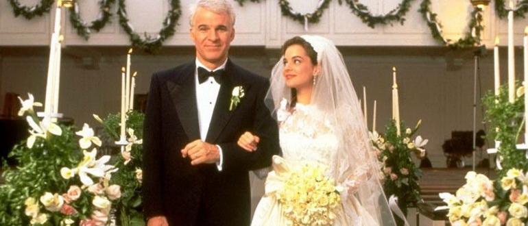 зарубежные фильмы комедии про свадьбы список