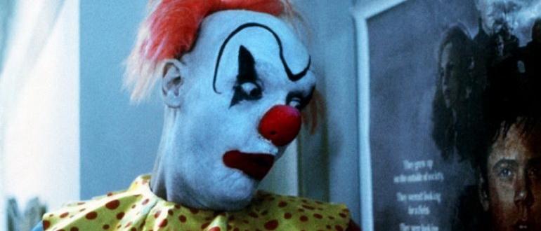 кадр из фильма Дом клоунов (1989)