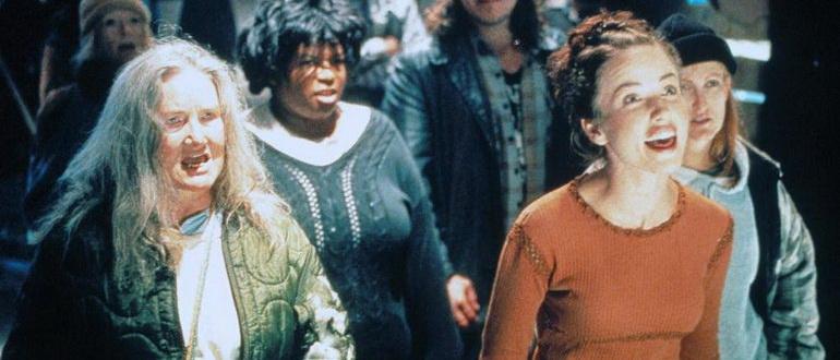 персонажи из фильма Пророчество 3: Вознесение (2000)