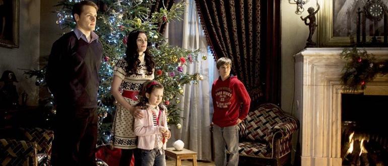 старые американские фильмы про рождество