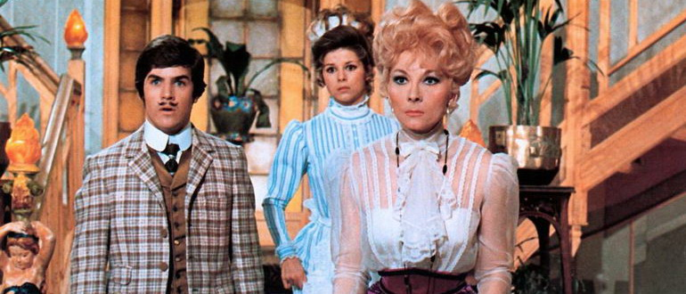 кадр из фильма Замороженный (1969)