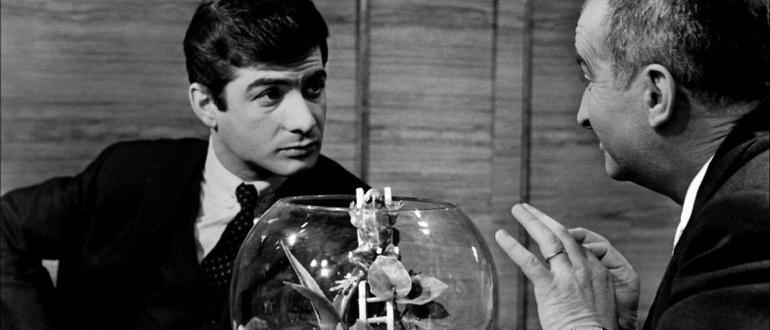 персонажи из фильма Цепная реакция (1963)