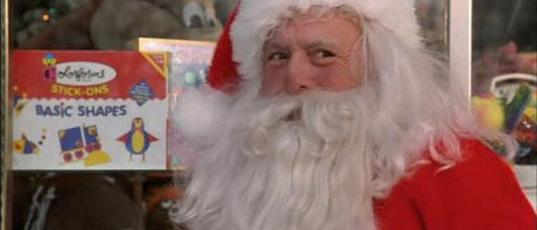 кадр из фильма Я видел, как мама целовала Санта Клауса (2001)