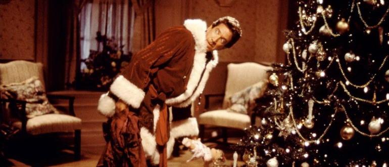 фильмы про санта клауса и рождество список