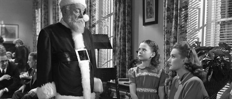 Чудо на 34-ой улице (1947)
