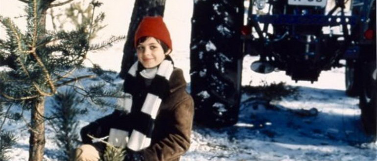 кадр из фильма Рождественская елка (1969)