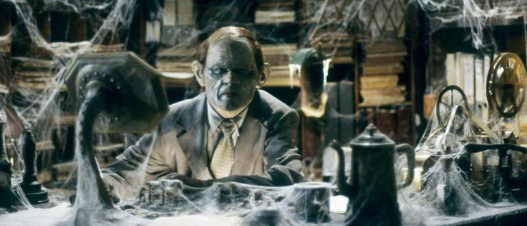 кадр из фильма Призрак в законе (2006)