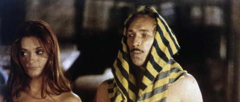 персонаж из фильма Я ничего не знаю, но скажу все (1973)