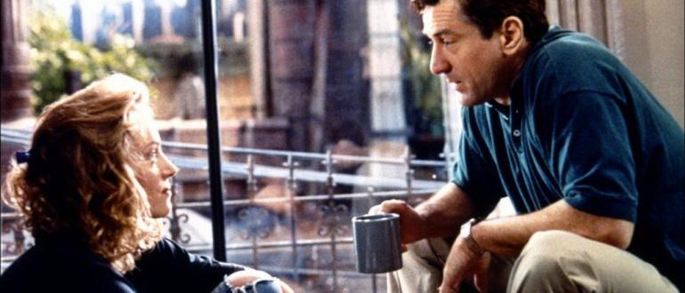 сцена из фильма Бешеный пес и Глори (1993)