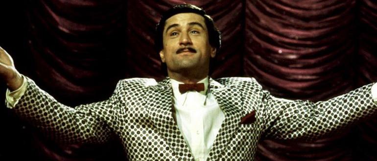 герои из фильма Король комедии (1982)