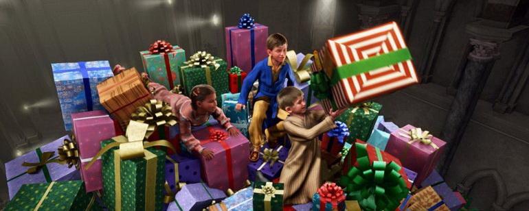 зарубежные мультфильмы про рождество