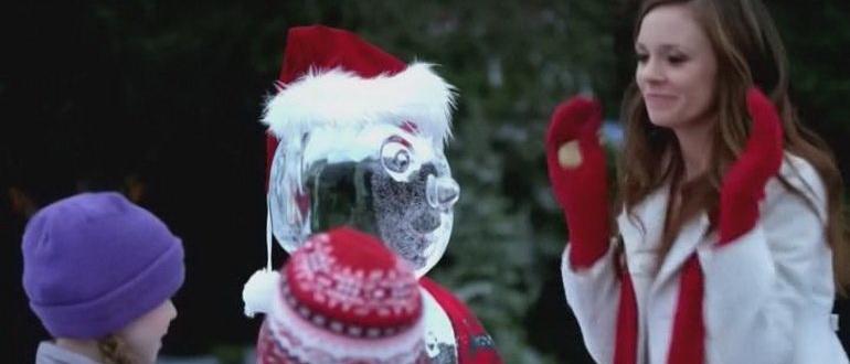 фильм Ледяная скульптура Рождества (2015)