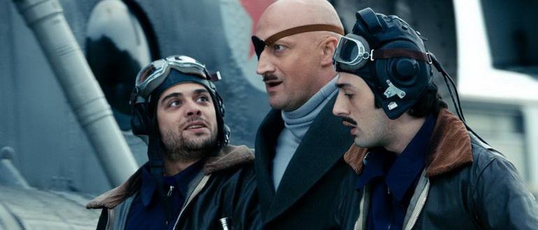 кадр из фильма Залетчики (2014)