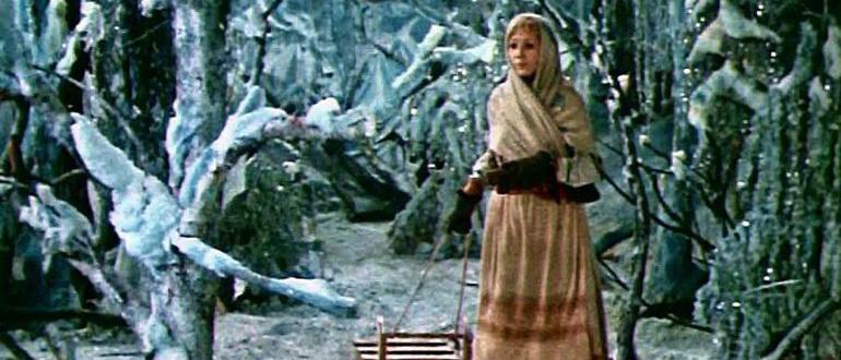 кадр из фильма Двенадцать месяцев (1972)