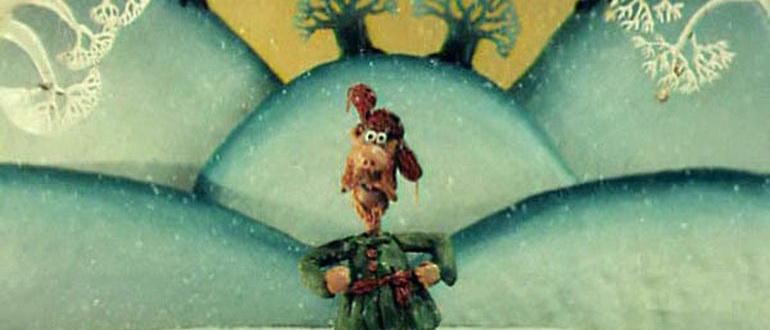 новогодние мультфильмы советские список
