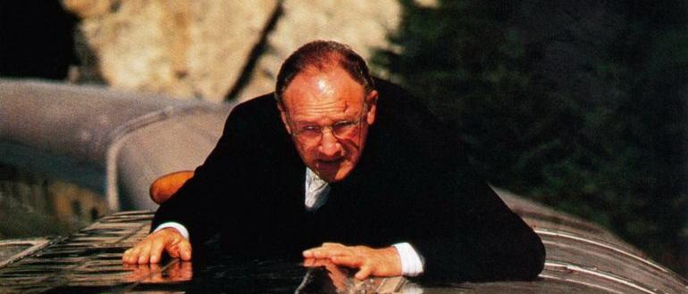 кадр из фильма Узкая грань (1990)
